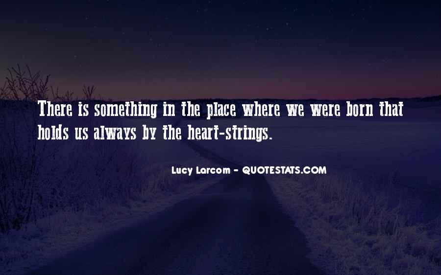 There Is Always Something Quotes #114449