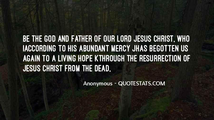 There Is Hope In Jesus Quotes #212632