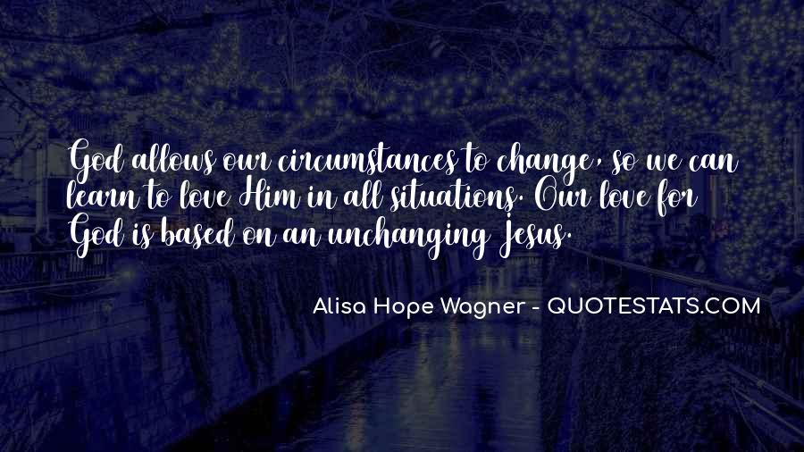 There Is Hope In Jesus Quotes #349042