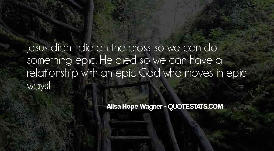 There Is Hope In Jesus Quotes #52890