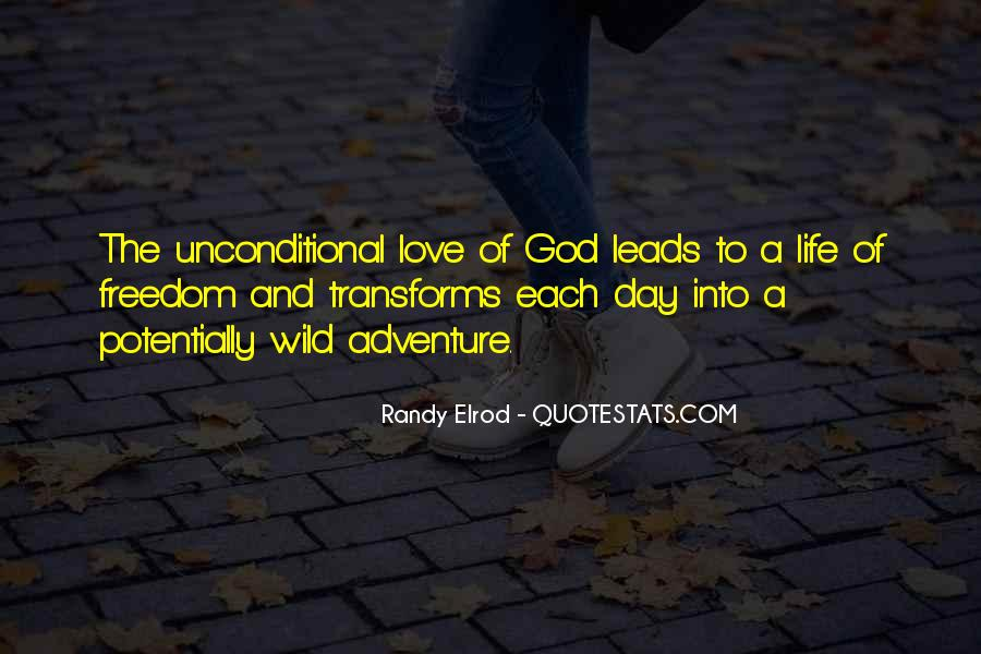 There Is No Such Thing As Unconditional Love Quotes #29111