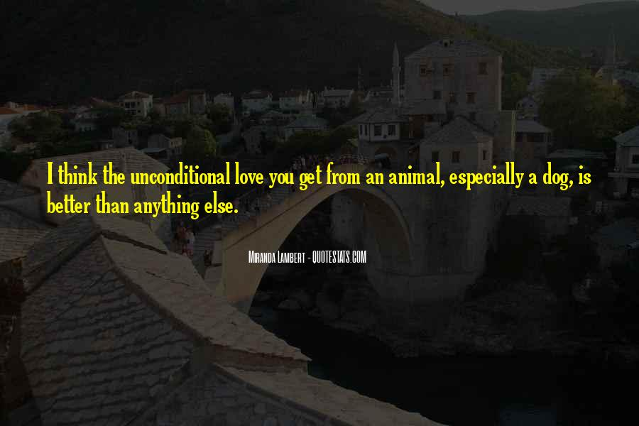 There Is No Such Thing As Unconditional Love Quotes #99657