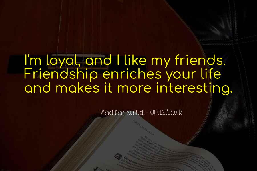 There Is Nothing Like Friendship Quotes #120074
