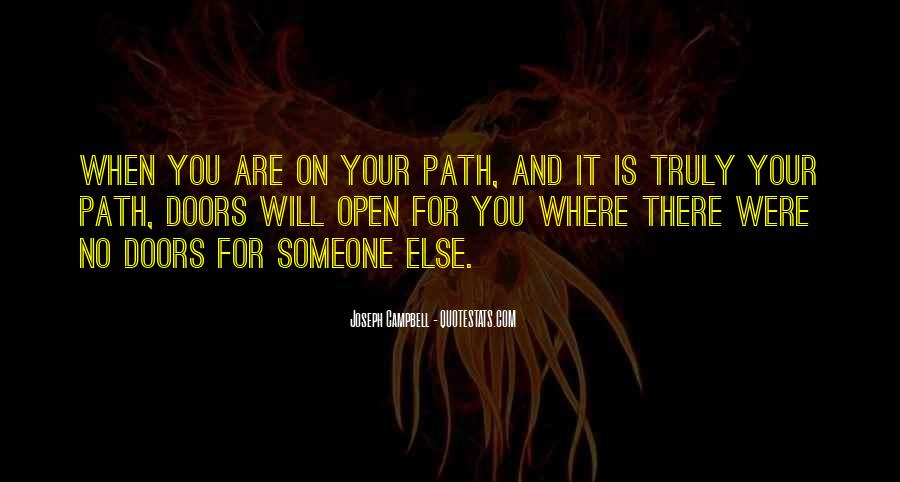 There Is Someone Else Quotes #239963