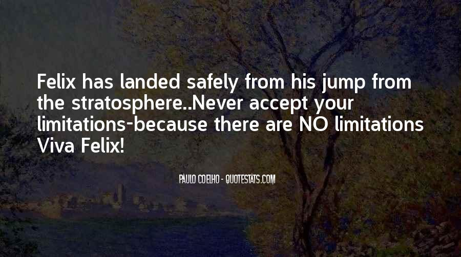 There No Limitations Quotes #1034537