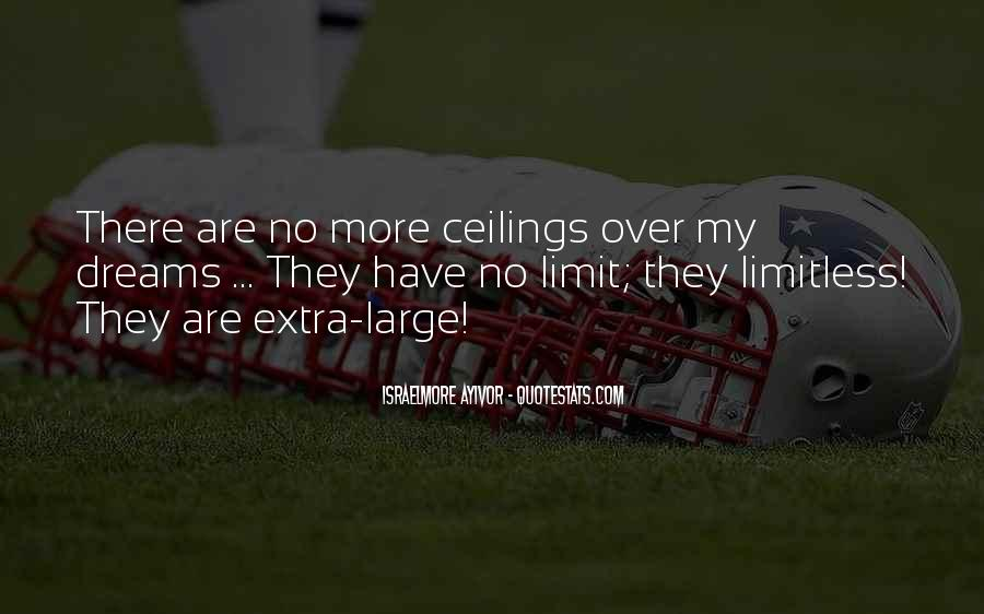 There No Limitations Quotes #1434511
