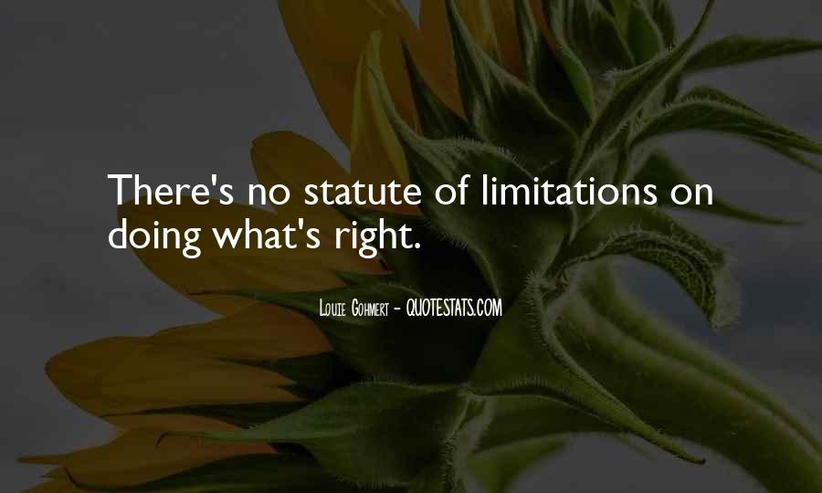 There No Limitations Quotes #59889