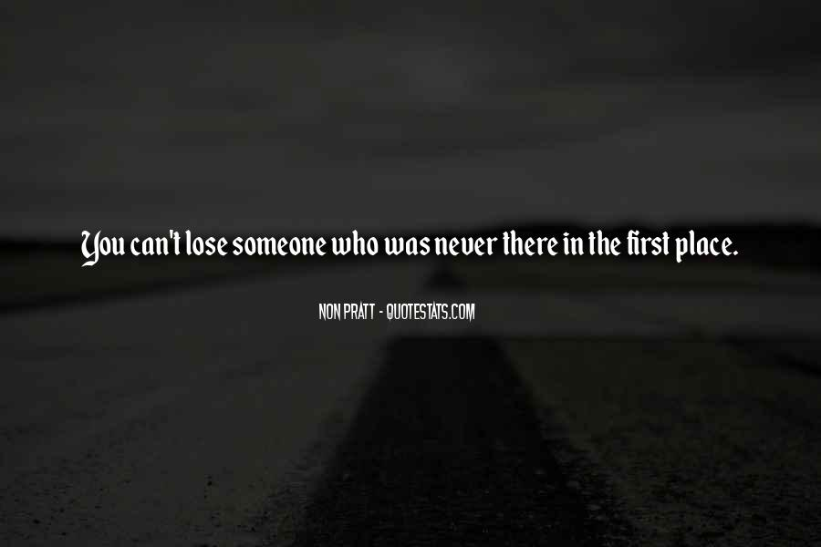 There Was Love Quotes #74112