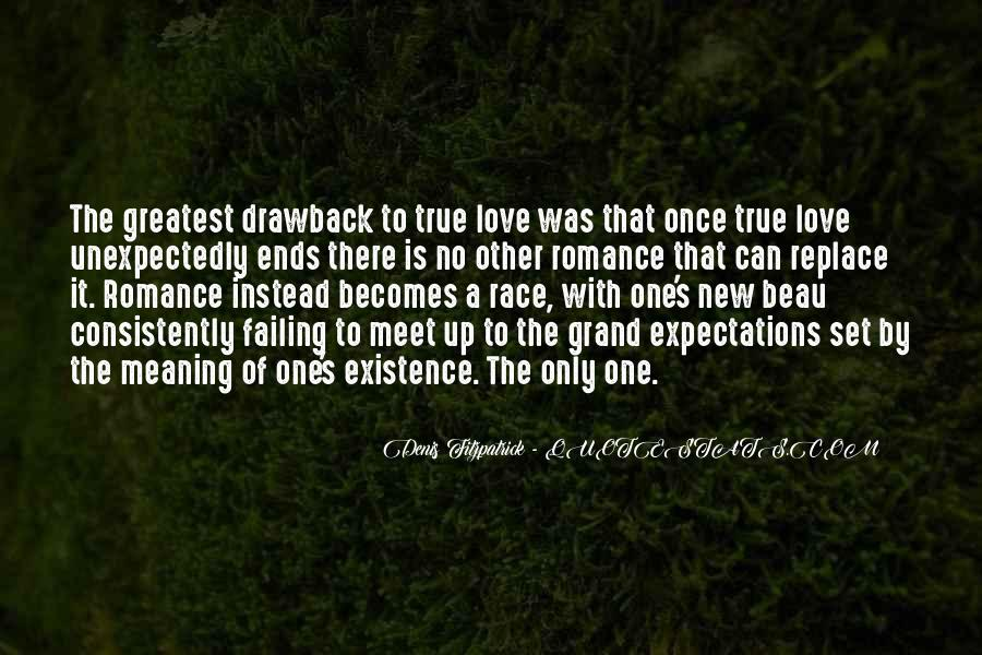 There Was Love Quotes #86456