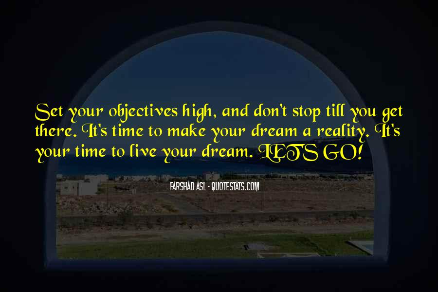 There's A Time To Let Go Quotes #906212