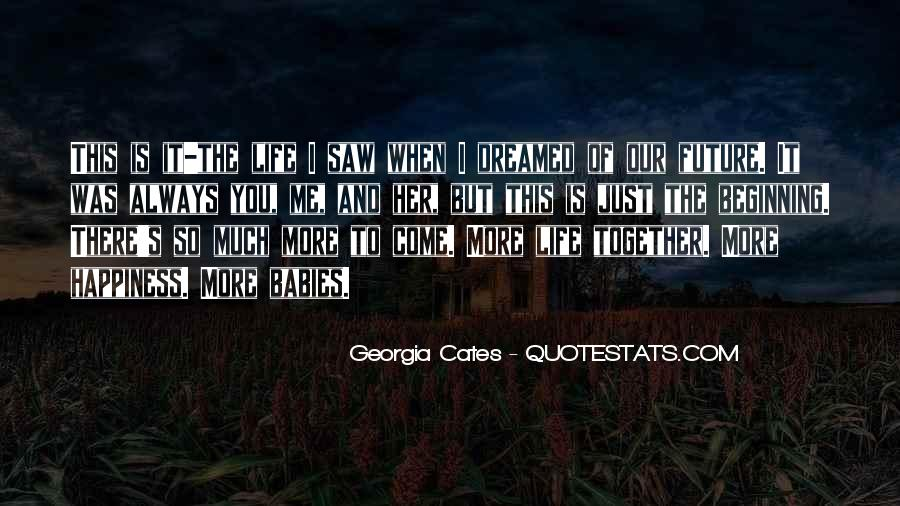 There's So Much More To Me Quotes #1810472