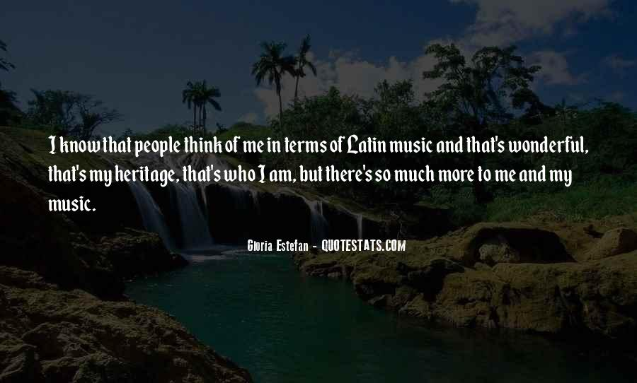 There's So Much More To Me Quotes #970618