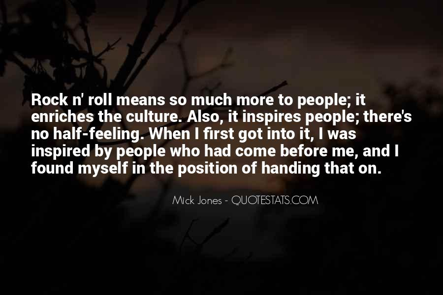 There's So Much More To Me Quotes #971698
