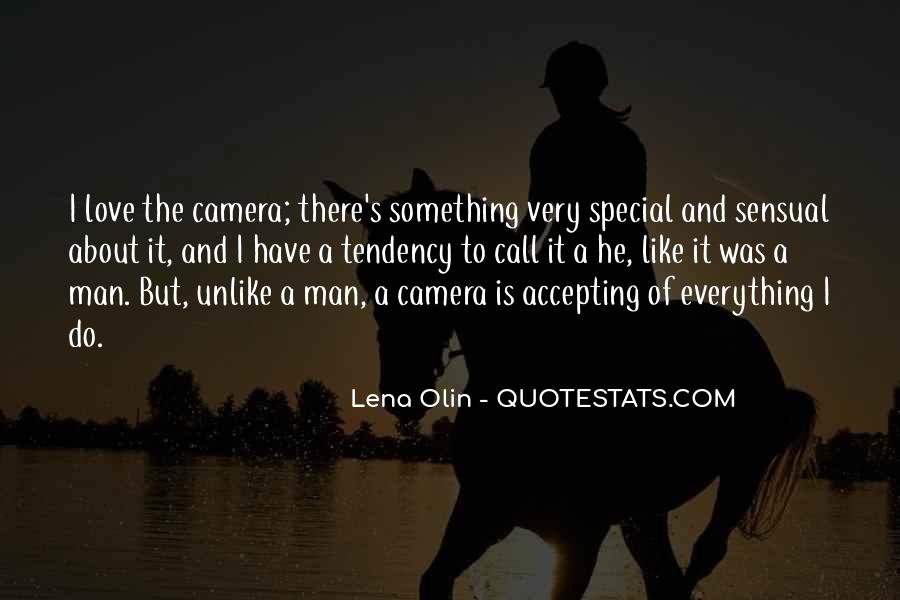 There's Something Special About You Quotes #474