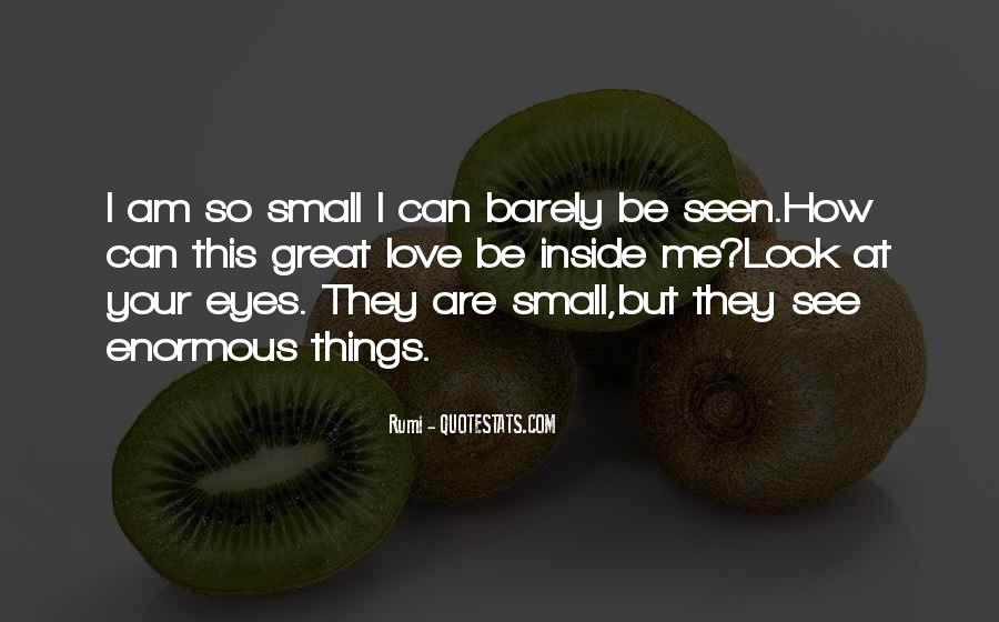 These Eyes Have Seen Quotes #33838