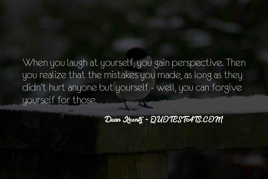 They Can't Hurt You Quotes #1359134
