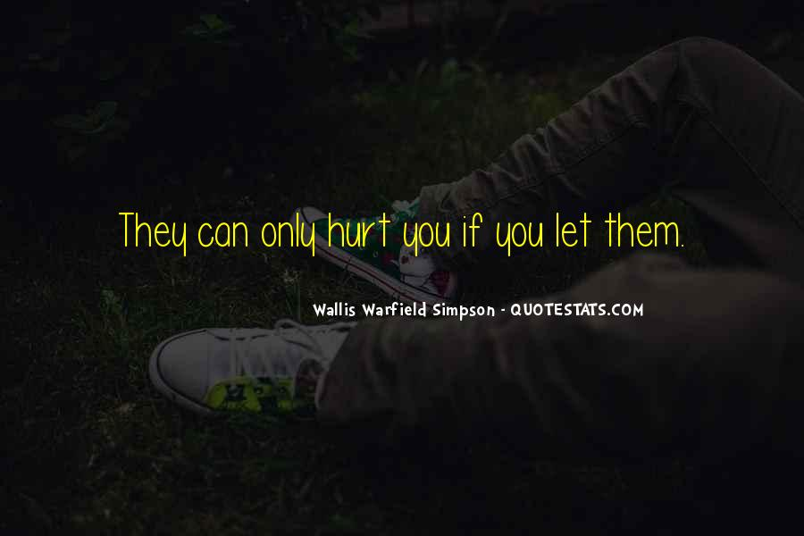 They Can't Hurt You Quotes #201495