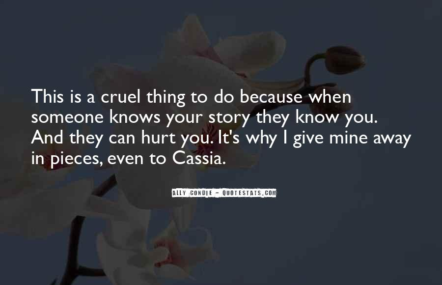 They Can't Hurt You Quotes #603368