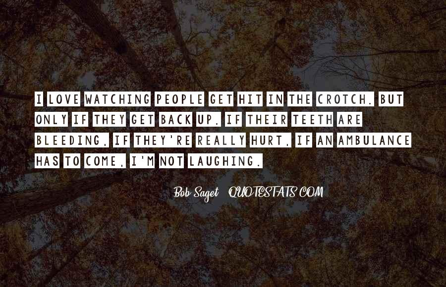 They Come Back Quotes #149072