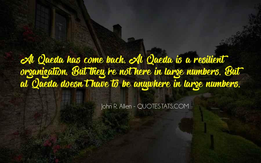 They Come Back Quotes #185995