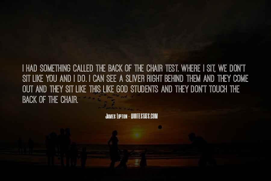 They Come Back Quotes #264526
