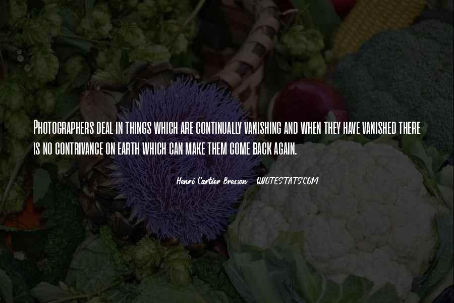 They Come Back Quotes #270270