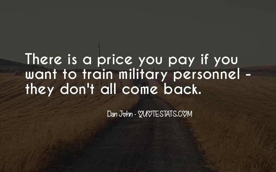 They Come Back Quotes #62740