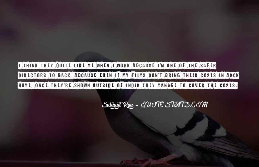 They Don Like Me Quotes #118064