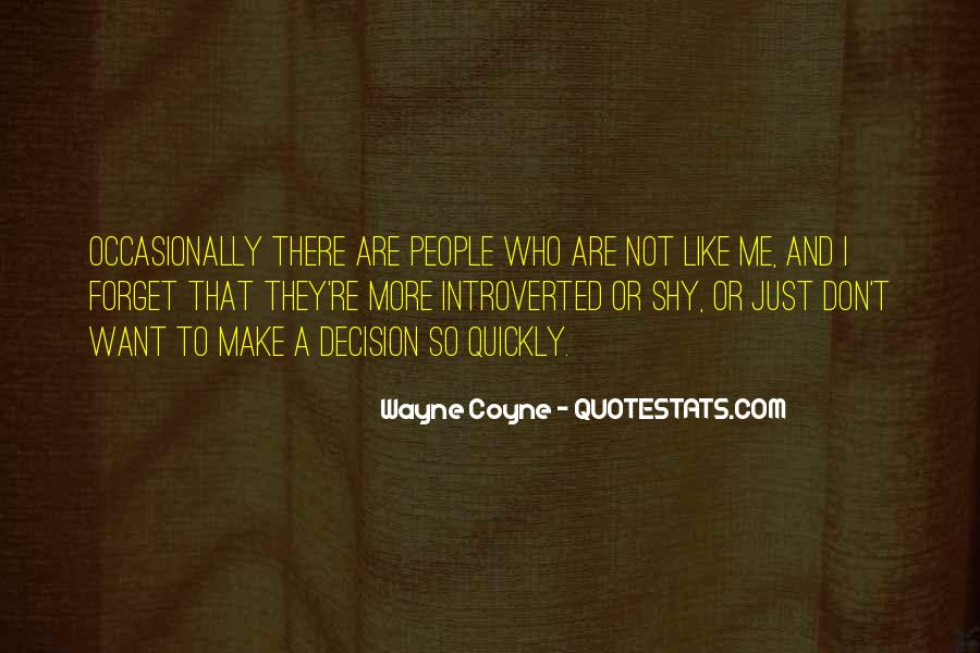 They Don Like Me Quotes #126217