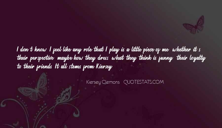 They Don Like Me Quotes #142068