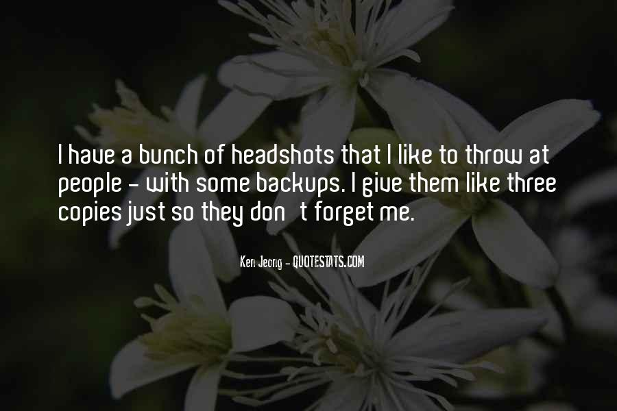 They Don Like Me Quotes #153652