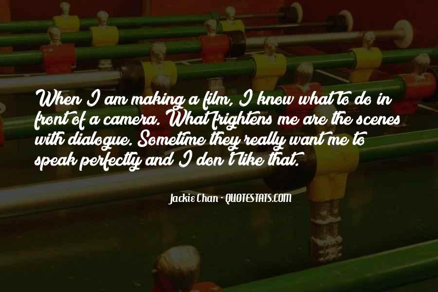 They Don Like Me Quotes #195722