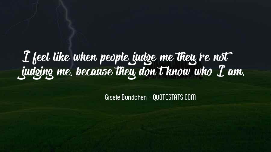 They Don Like Me Quotes #202486