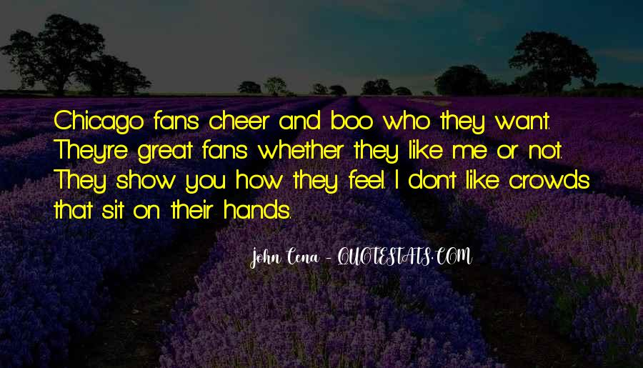 They Don Like Me Quotes #227727