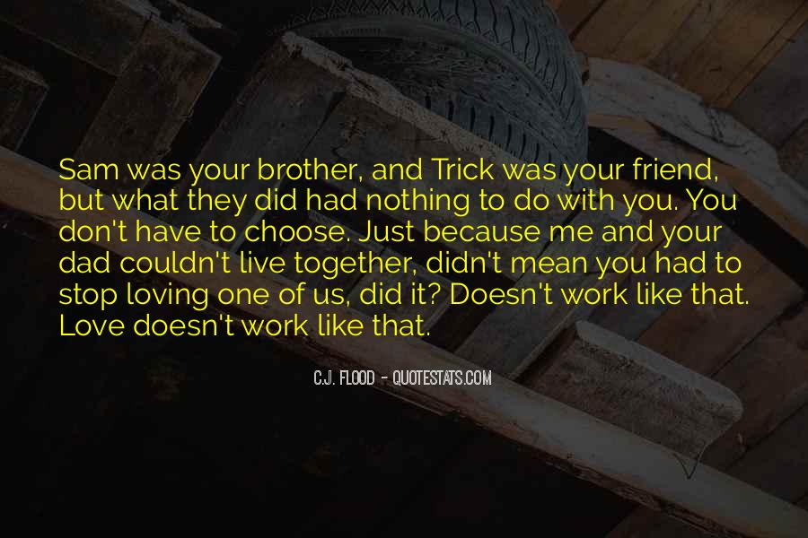 They Don Like Me Quotes #271085