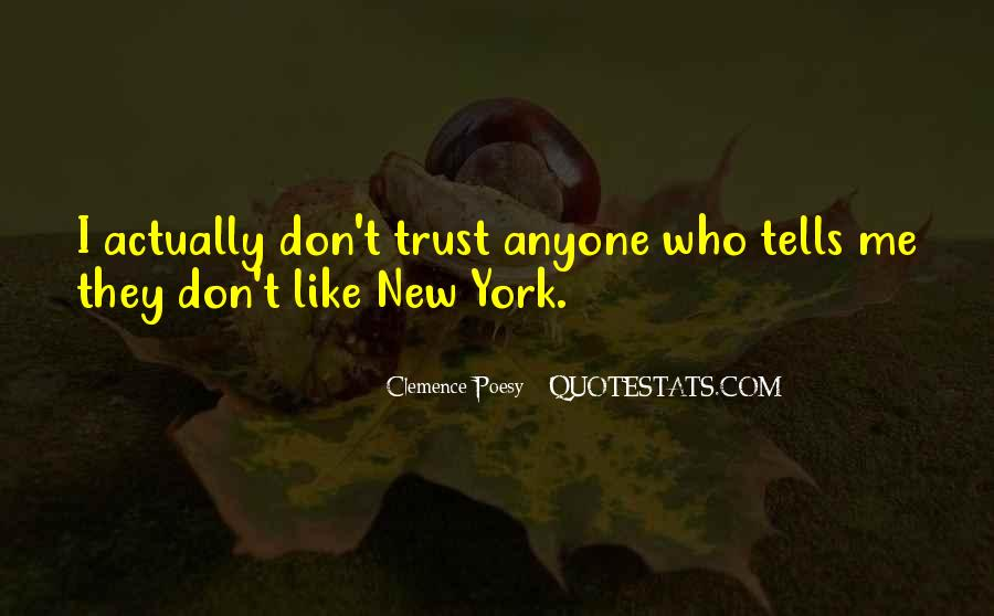 They Don Like Me Quotes #306877
