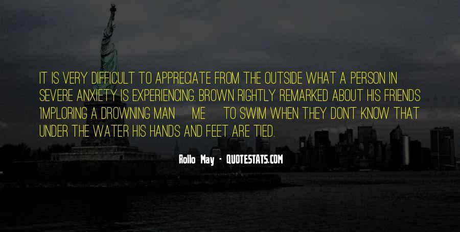 They Don't Appreciate Quotes #1122420