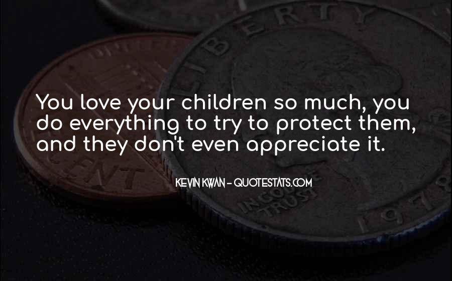 They Don't Appreciate Quotes #1170929