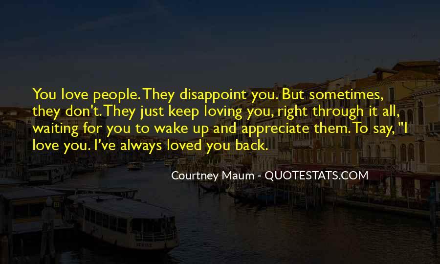They Don't Appreciate Quotes #455430