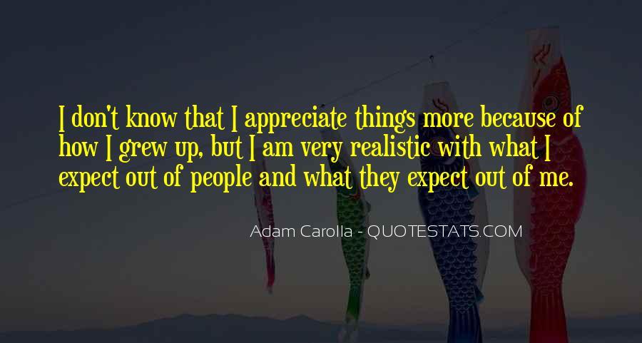 They Don't Appreciate Quotes #479346