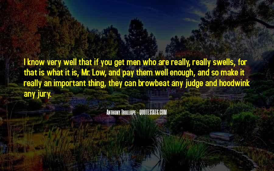 They Judge You Quotes #715497