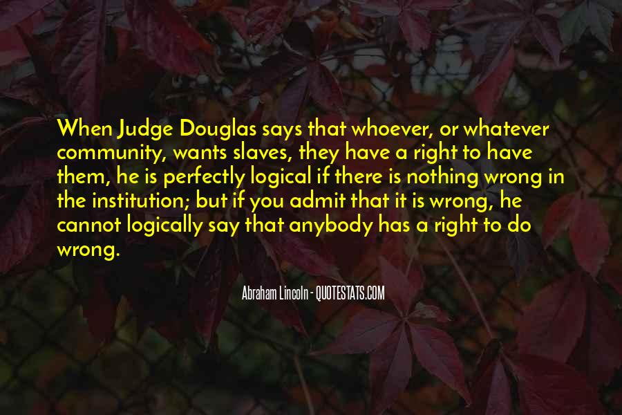 They Judge You Quotes #719147