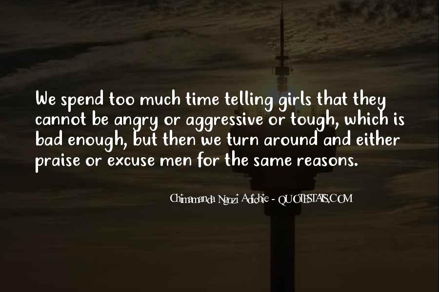 Quotes About Bad Girls #18945