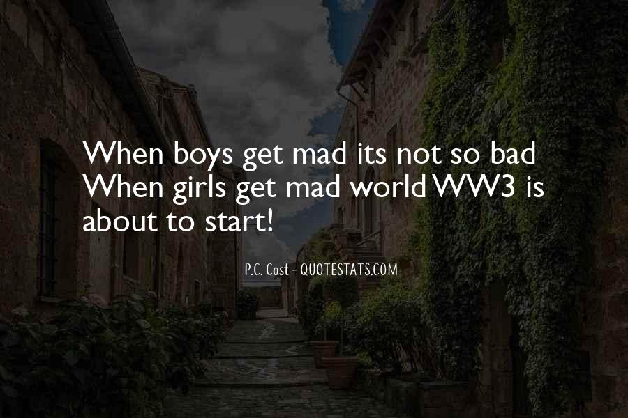 Quotes About Bad Girls #797279