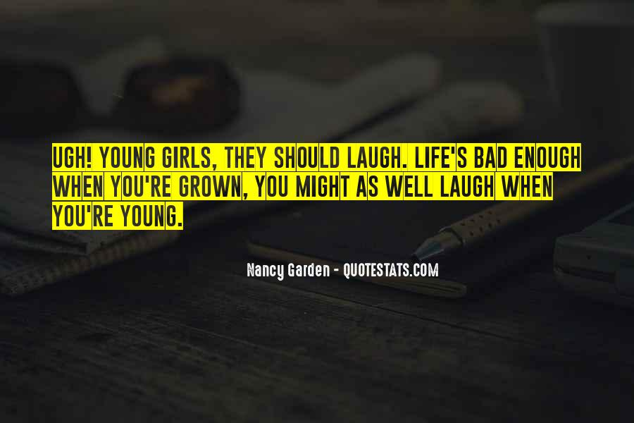 Quotes About Bad Girls #857796