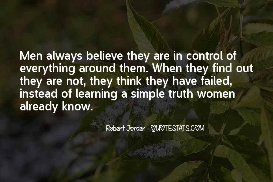 They Think They Know Everything Quotes #1246772
