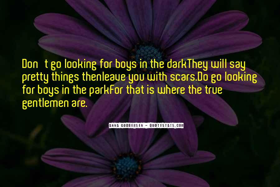 They Will Leave You Quotes #1839182