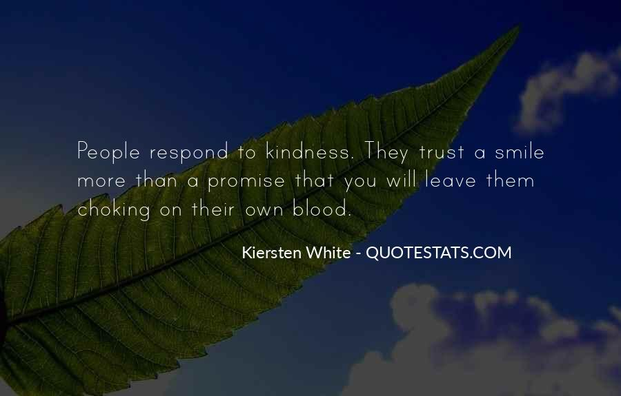 They Will Leave You Quotes #266067