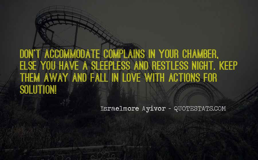 They Would Love To See You Fall Quotes #10474