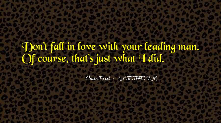 They Would Love To See You Fall Quotes #56330